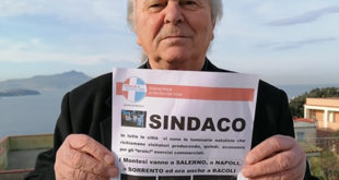Pino Lubrano, video messaggio per i montesi d'america …ed al sindaco Pugliese