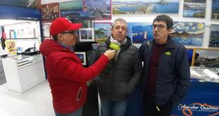 Monte di Procida Nuovo Club Napoli. L' intervista in Anteprima. Video Paco Smart e Franco Scotto