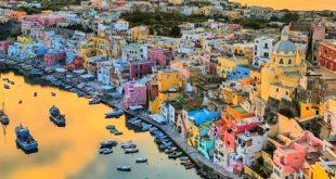 """L'isola di Procida si candida  """"Capitale della Cultura"""" 2021"""