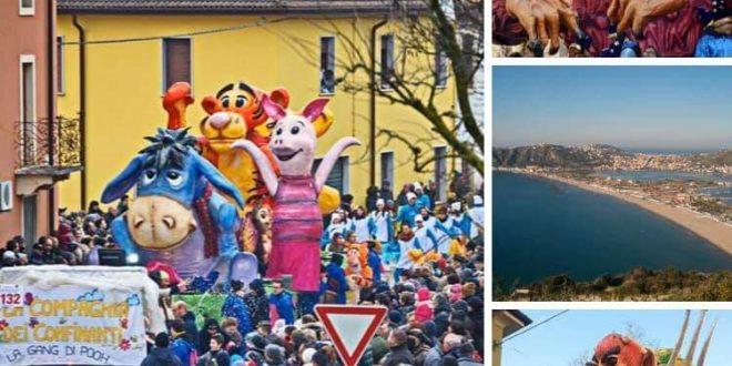 Bacoli, per la prima volta, vivrà il Carnevale in spiaggia