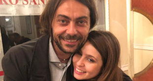 Due Eccellenze flegree Antonio Perreca e la figlia Lucienne di scena a Trento.