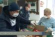 Tg3 la solidarietà a  Bacoli nell'emergenza Coronavirus. Il sindaco Josi Della Ragione .Video