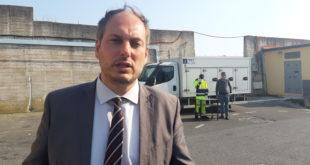 Un camion di surgelati donato al Comune di Monte di Procida.