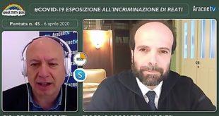 L'Avvocato Procolo Ascolese di Monte di Procida intervistato sui reati al tempo del covid-19.Video