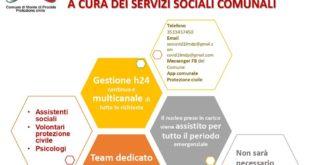 Emergenza Covid-19: Monte di Procida è Solidale