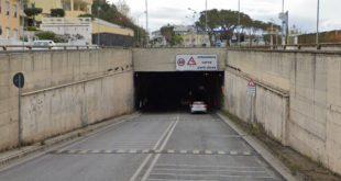 Il tunnel diLucrino chiude per cinque mesi per la seconda parte dei lavoridi adeguamento