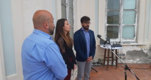 Fusaro.La riapertura della Casina Vanvitelliana due video di Paco Smart.