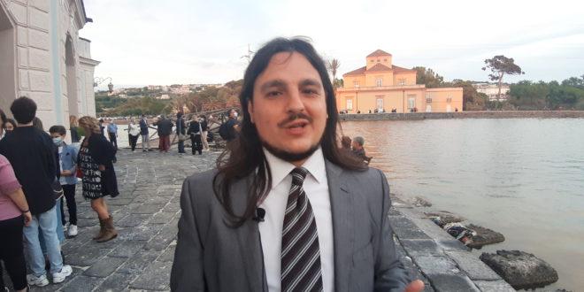 Riaperta la Casina Vanvitelliana il sindaco Josi Della Ragione. Video