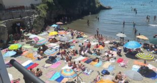 Bacoli. Un weekend di sole e di mare. Video e foto