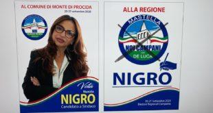 Elezioni 2020, lavv. Nunzia Nigro è ufficialmente candidata alla regione Campania