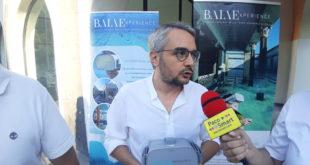 Video BAIAExperience. Visite virtuali alle terme sommerse di Baia.