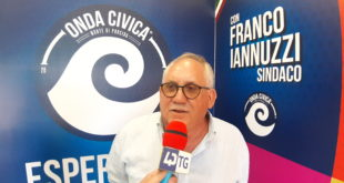 Video. Domenico Scotto di Perta. Ritorno in politica con Franco Iannuzzi.