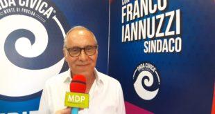Video. Franco Iannuzzi a Casevecchie Onda Civica