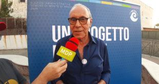Video.Intervista al candidato sindaco Franco Iannuzzi. Onda Civica a San Giuseppe.