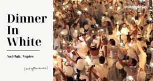Al Nabilah La festa in bianco più cool al mondo  sabato 18 luglio.