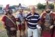 Video. Al Colombario del Fusaro arrivano i centurioni romani.