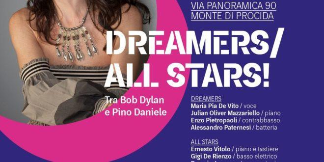 Ferragosto con musiche d'autore con la De Vito e i The Dreames con prenotazione obbligatoria: ecco come fare