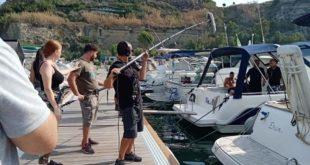 """A Monte di Procida si gira """"Narcos"""" con la regia di Enzo Acri."""
