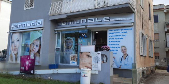 VIDEO. RAPINA ALLA FARMACIA COMUNALE E ALL' ASL DI CAPPELLA