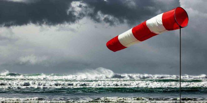 Monte di Procida nuova ordinanza per allerta venti forti: ecco tutte le aree chiuse