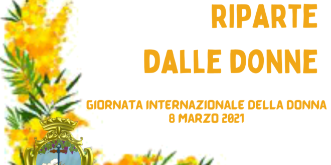 Monte di Procida riparte dalle donne: l'iniziativa del Comune per domani 8 marzo