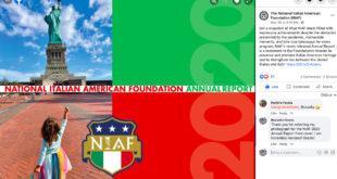 USA. E' di una MONTESE la foto-copertina della National Italian American Foundation