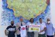 Il campione di ciclismo Maurizio Fondriest ospite a Monte di Procida per una campagna sulla sicurezza stradale