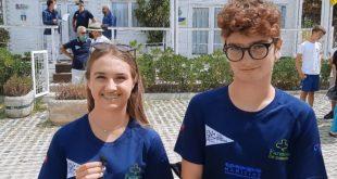 ABBIAMO INTERVISTATO I CAMPIONI DEL MONDO MONTESI DI VELA E NON SOLO. VIDEO