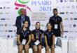 Ginnastica Aerobica, Monte di Procida sul tetto d'Europa, Gaia Laurino campionessa continentale con il Team azzurro senior