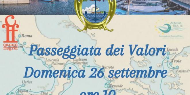 Itinerario dei valori: domenica la Rotta di Enea fa tappa a Monte di Procida