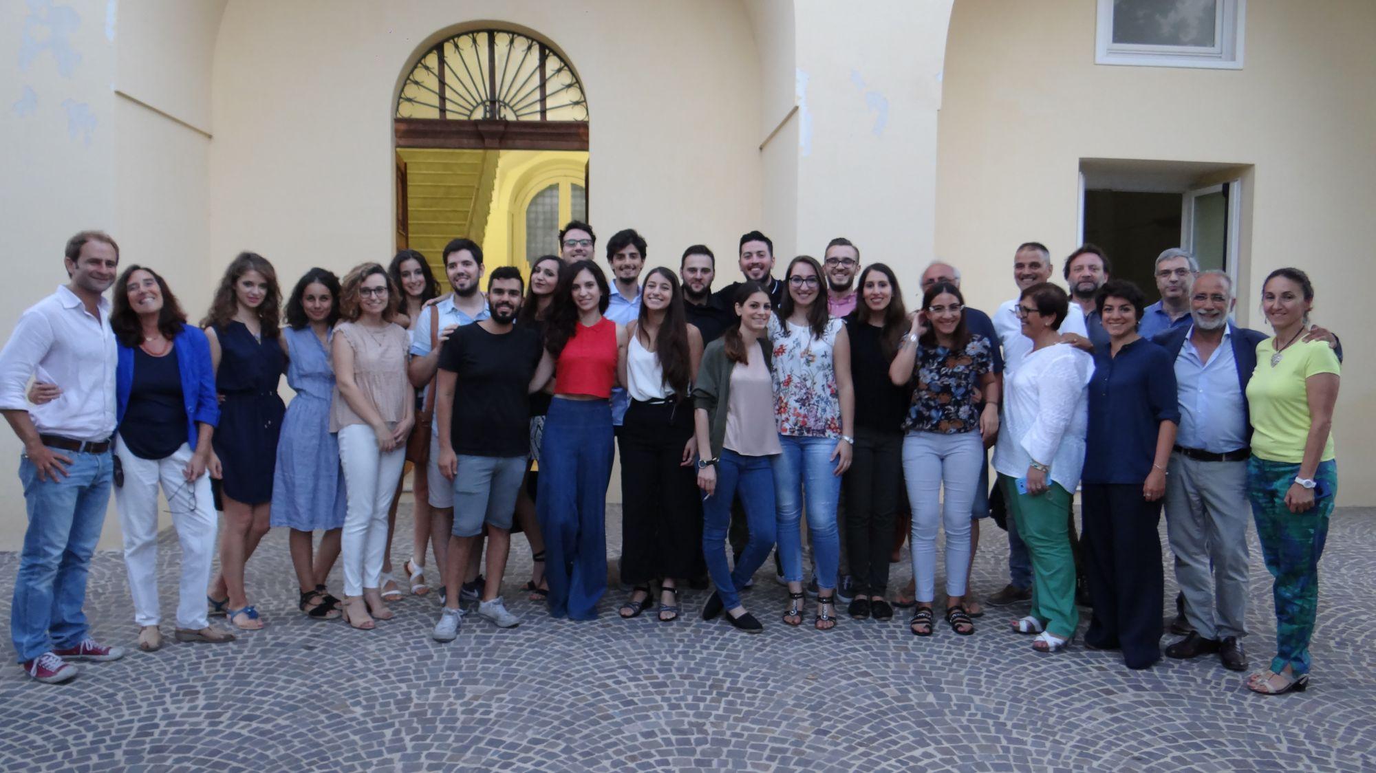 Lavoro Come Architetto Napoli la futura acquamorta vista dagli studenti dell'università di