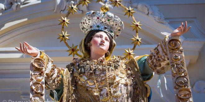 Maria Chiocca, il culto all'Assunta a Monte di Procida. Dall'inizio della quarantena il suo inno ci risuona…