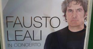 Fausto Leali, Simone Schettino e Antonello Rondi alla festa di S.Antonio 6//7/8 luglio.