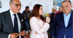 Fulvio Martusciello e Francesco Paolo Iannuzzi a Villa Fortezza. Video