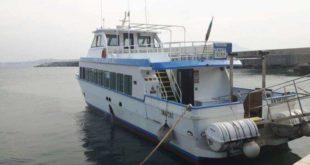 Ritorna la nave Ippocampo tutti i giorni da Acquamorta a Ischia e Procida dal 15 giugno.