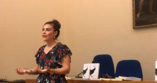 """Grande successo a Padova per la scrittrice montese Viola Scotto di Santolo per  """"Camorra Ink"""""""
