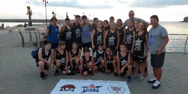 Basket Camp a Acquamorta con coach Fonseca e il sindaco Pugliese. Video