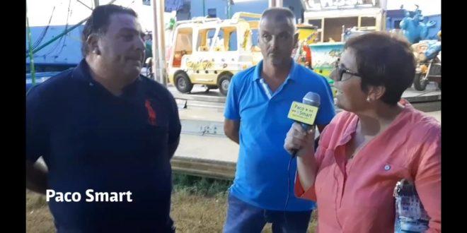 Solidarietà al Luna Park per i bambini di Monte di Procida. Biglietti gratis per stasera dal gestore Massimo Hening Guerini. Video