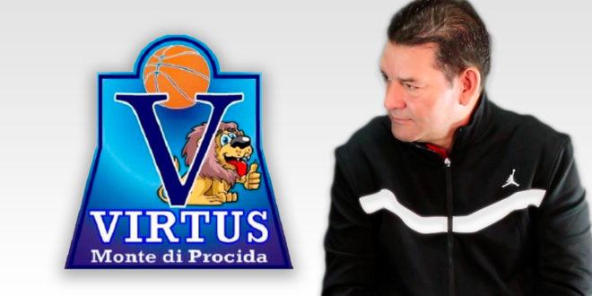 Basket, l'ASD Virtus Monte di Procida ufficializza il coach Rodoldo Fonsenca