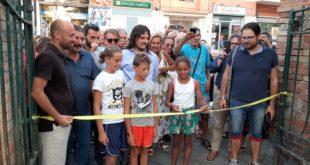 BACOLI. Riaperto il Frutteto Borbonico del Fusaro, l'intervista al sindaco Josi Della Ragione. Video