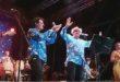 Monte di Procida. Renzo Arbore e l'Orchestra Italiana mix e Michele Gaudino. Paco Smart.Video