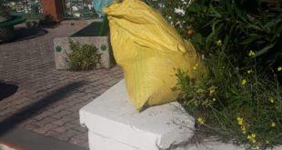 Monte di Procida. Incivili depositano rifiuti sul belvedere di via Torregaveta.