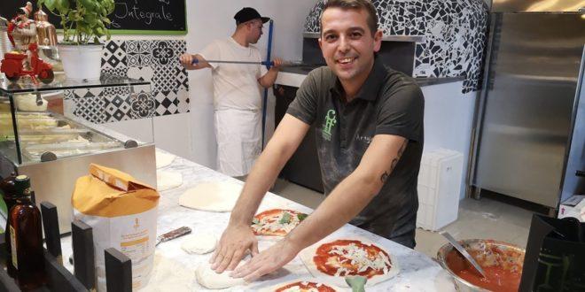 """Inaugurata la Gastro-Pizzeria """"ARTIGIANI SCOTTO"""" Da Londra a Piano di Sorrento si avvera il sogno di Gianni Scotto"""