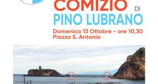 """Pino Lubrano, """"Siamo stufi di chiacchiere"""". Domenica, comizio in piazza S.Antonio"""
