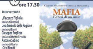 """A Palazzo Migliaresi Venerdi' 15 novembre """"Mafia, genesi di un male"""", il nuovo libro di Claudio Mungivera"""