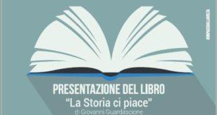 """Centenario Comune di Bacoli: presentazione del libro """"La storia ci piace"""" di Giovanni Guardascione"""
