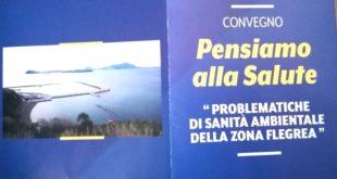 """Pino Lubrano, """"Pensiamo alla salute"""" problematiche di sanità ambientale nella zona flegrea"""