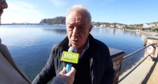 Bacoli. Giuseppe Scotto di Luzio. Progetto grandi laghi? Un imbroglio bruciati 15 milioni  per i due laghi. Video