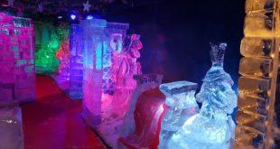 E' montese il presepe di ghiaccio più grande d'Italia di Amelio Mazzella  a  Gaeta fino al 19 gennaio
