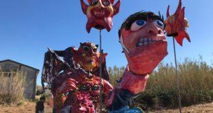 Anteprima del Carnevale 2020 di Bacoli ecco le prime immagini.